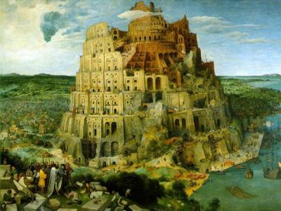La cena de Babel