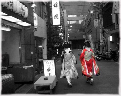Survival of Geisha